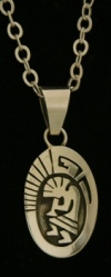 Kokopelly Pendant