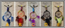 Dream-Catcher Necklace