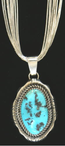 Teardrop Shape Pendant