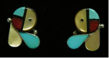 Zuni Nature Earrings