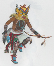 Kachina, Letaiyo Fox