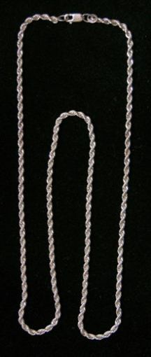 Sterling Silver French Rope 2.0 mm