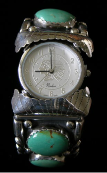 Men's Watch with Watchband