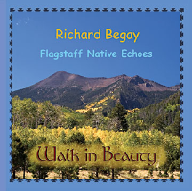 Flagstaff Native Echoes, Walk in Beauty, Artist Richard Begay