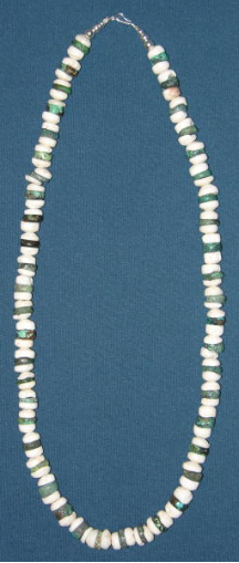 Whitewater Necklace