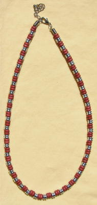 Grunge Necklace  of the American Southwest