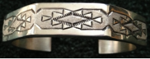 Navajo Native Design Bracelet