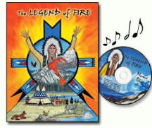 The Legend of Fire - SOLD OUT