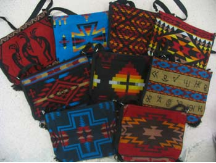 Lot size of 12 New Style Colorful Purses