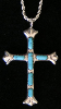Cross Zuni Inlay